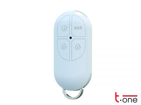 TN1130 - telecomando 4 tasti per allarme